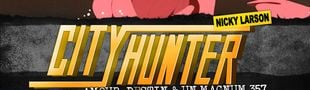 Affiche City Hunter : Amour, Destin et un Magnum 357