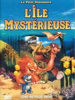 Affiche Le Petit Dinosaure : L'Île mystérieuse
