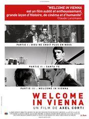 Affiche Welcome in Vienna - Partie 1 : Dieu ne croit plus en nous