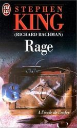 Couverture Rage