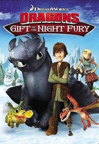 Dragons le cadeau du furie nocturne court m trage d - Furie nocturne dragon ...