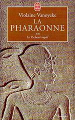 Couverture Le Pschent royal - La Pharaonne, tome 2
