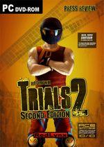 Jaquette Trials 2 : Second Edition