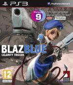 Jaquette BlazBlue: Calamity Trigger