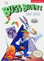 Jaquette The Bugs Bunny Crazy Castle