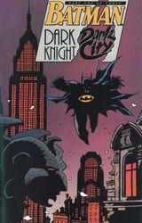 Couverture Batman : Dark Knight, Dark City