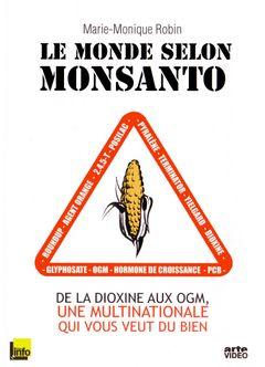 Affiche Le Monde selon Monsanto