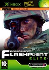 Jaquette Operation Flashpoint : Elite