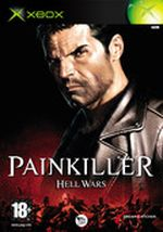Jaquette Painkiller : Hell Wars