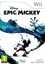 Jaquette Epic Mickey