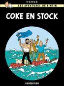 Couverture Coke en stock - Les Aventures de Tintin, tome 19