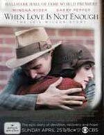Affiche Quand l'amour ne suffit plus : l'histoire de Loïs Wilson