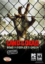 Jaquette Land of the Dead : Road to Fiddler's Green