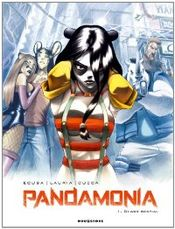 Couverture Chaos bestial- Pandamonia, tome 1
