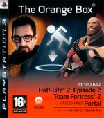 Jaquette The Orange Box