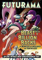 Affiche Futurama : Le Monstre au milliard de tentacules
