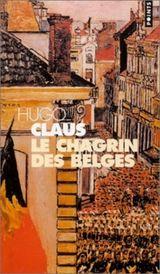 Couverture Le Chagrin des Belges
