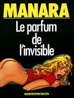Couverture Le Parfum de l'invisible, tome 1