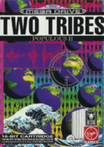 Jaquette Populous II : Two Tribes