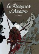 Couverture La Bête - Le Marquis d'Anaon, tome 4