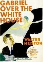 Affiche Gabriel au-dessus de la Maison Blanche