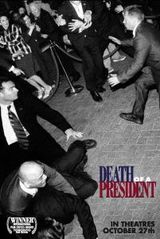 Affiche Death of a President