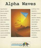 Jaquette Alpha Waves