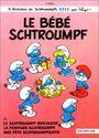 Couverture Le Bébé schtroumpf - Les Schtroumpfs, tome 12