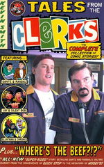 Couverture Tales from the Clerks