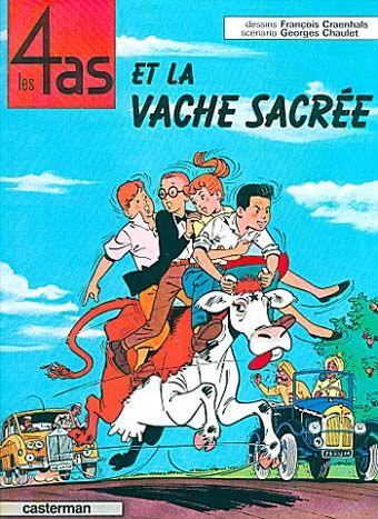 Les 4 As Les_4_as_et_la_vache_sacree