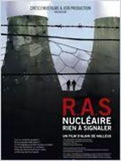 Affiche R.A.S. nucléaire rien à signaler