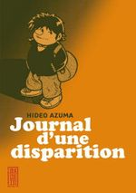 Couverture Journal d'une disparition