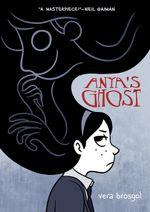 Couverture Le fantôme d'Anya