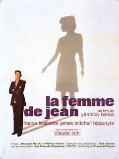 Affiche La femme de Jean