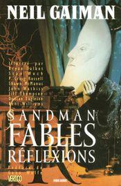 Couverture Fables et réflexions - Sandman, tome 6