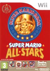 Jaquette Super Mario All-Stars : 25th Anniversary Limited Edition