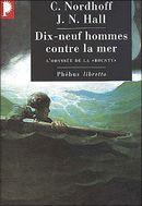Couverture Dix-neuf hommes contre la mer