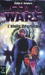 Couverture Star Wars : L'Étoile de cristal