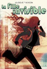 Couverture La fille invisible