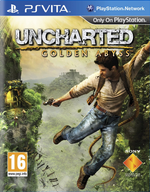 Jaquette Uncharted: Golden Abyss