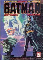 Couverture Batman