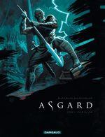Couverture Pied-de-fer - Asgard, tome 1