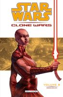 Couverture Obsession - Star Wars : Clone Wars, tome 8