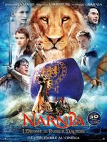 Affiche Le Monde de Narnia : Chapitre 3 - L'Odyssée du Passeur d'Aurore