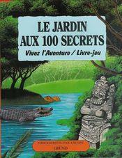 Couverture Le Jardin aux 100 secrets