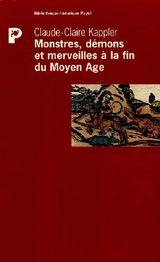 Couverture Monstres, démons et merveilles à la fin du Moyen Age