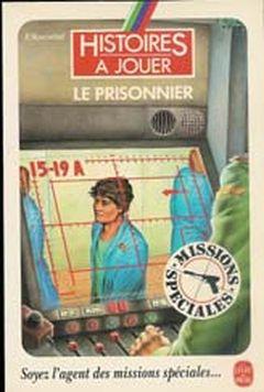 Couverture Le Prisonnier - Missions spéciales, tome 3