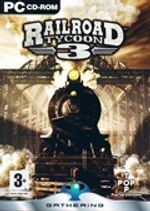 Jaquette Railroad Tycoon 3