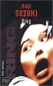 Couverture Ring, tome 1