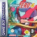 Jaquette Mega Man Zero 4